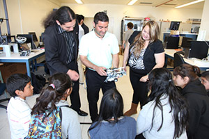 Student Spotlight - Local Community