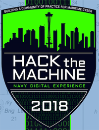 Hack the Machine logo
