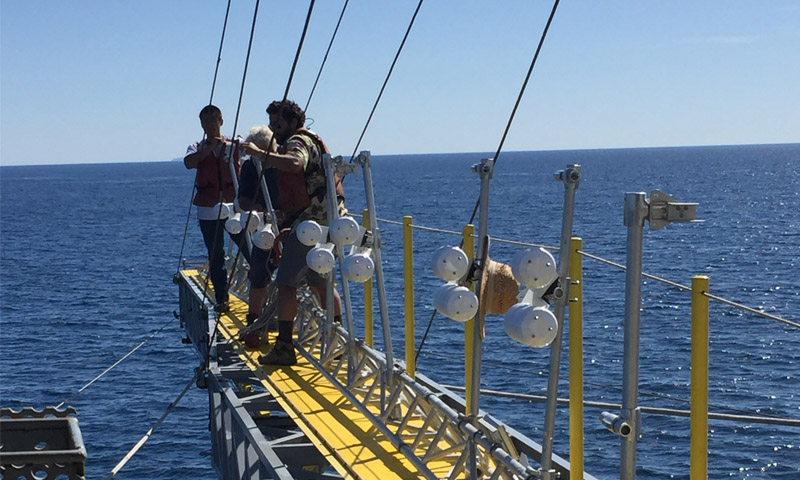NPS Study Leads to Turbulence for Kolmogorov's Power Law