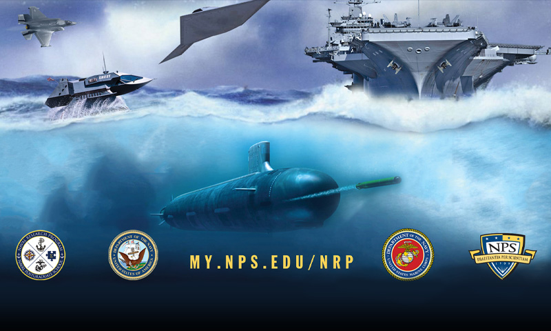 Naval Research Working Group 20 Shifts to a Virtual Format Image