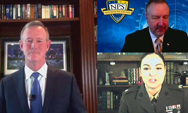 Lessons in Leadership from Admiral Bill McRaven