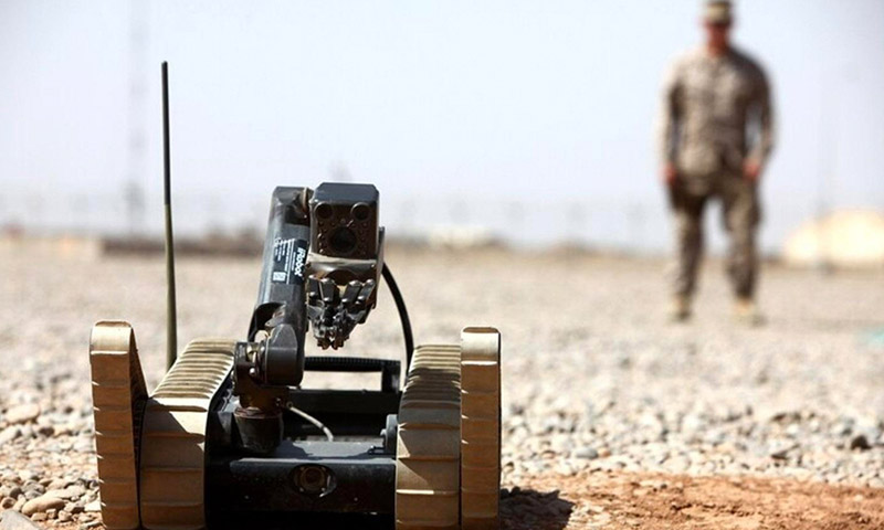 NPS Researchers, Marines Explore the Trust Factor in Human-Machine Teaming