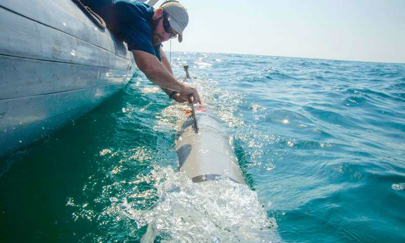NPS Creating Virtual Undersea Environments to Advance Underwater Autonomy