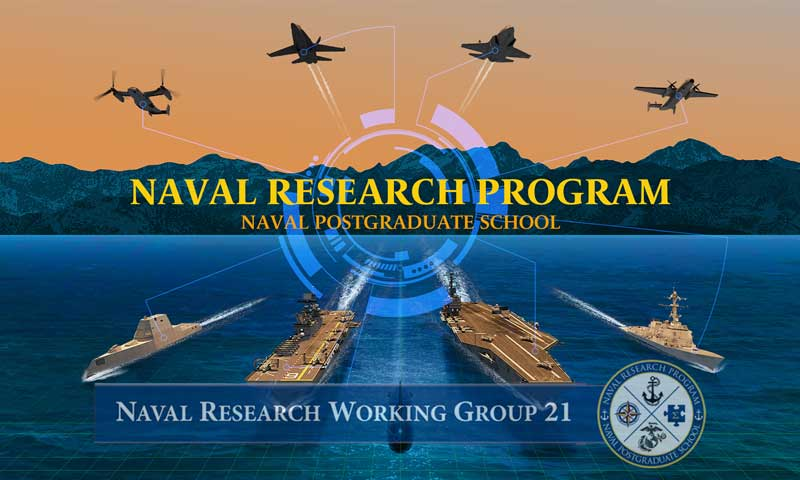 Annual NRWG Connects NPS Researchers to Fleet Sponsors, Warfighter Challenges
