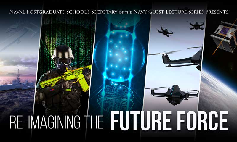Future Force: Naval Research Chief Discusses Disruptive Technologies During Latest V-SGL