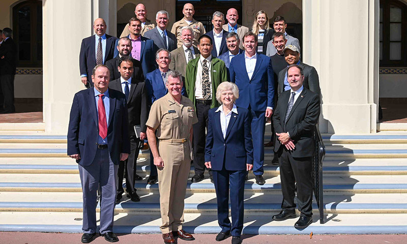 Pacific Fleet Leverages NPS, Silicon Valley to Advance Solutions to Key Challenges