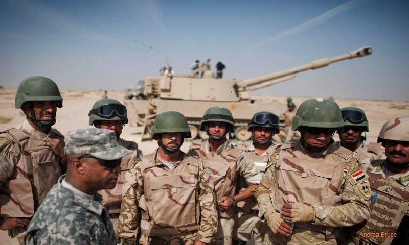 Security Assistance in the Middle East: New Paper for NSA's COL Zavage and Prof (ret.) Springborg